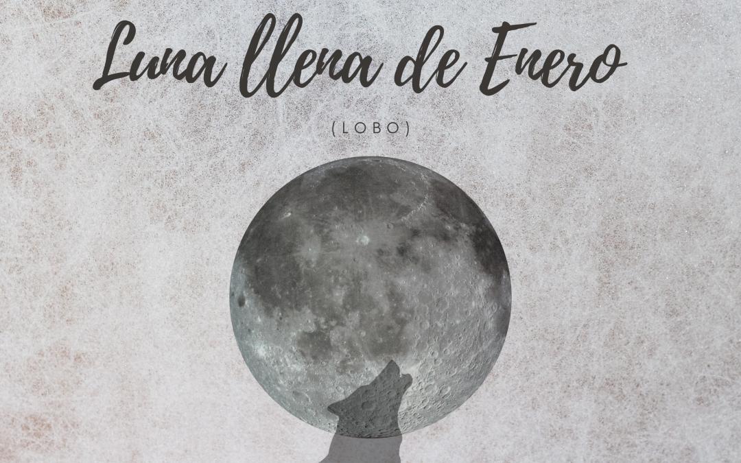 Luna llena de Enero de 2020