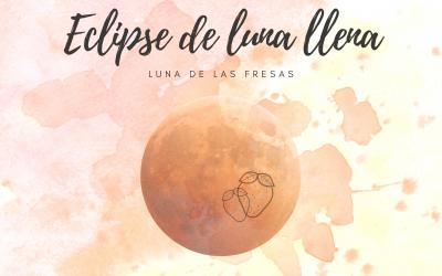 Eclipse de Luna Llena, Luna de Géminis, 5 de Junio de 2020