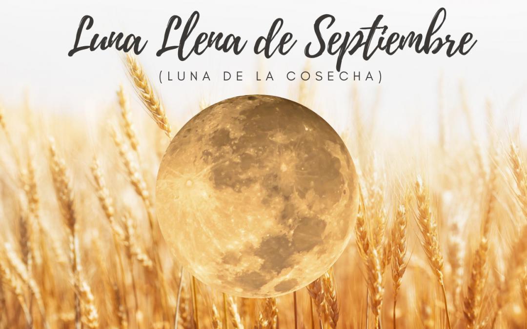 Luna Llena de Virgo en Piscis, Septiembre de 2020