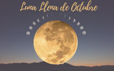 Luna Llena de Libra, 01 de Octubre de 2020