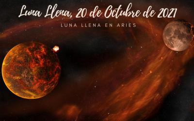 Luna Llena, 20 de Octubre de 2021